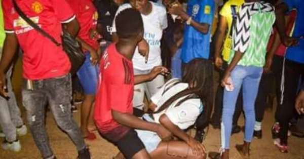 No Sex Party Has Been Organised At UDS