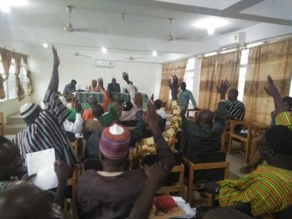 The unanimous decision was taken at the second ordinary meeting of the Bawku Municipal Assembly.