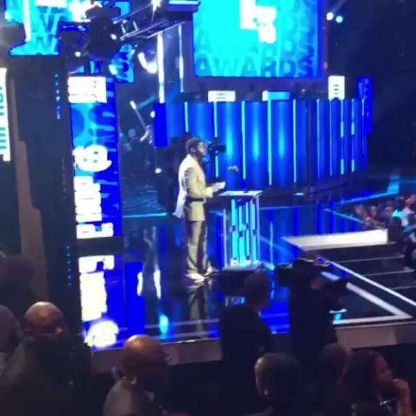 Sarkodie Wins Best International Flow At 2019 BET Hip Hop Awards (Video)