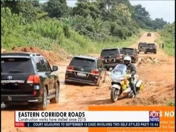 An Open Letter to the President. - Fix the Eastern Corridor Roads Now Now Now!!!
