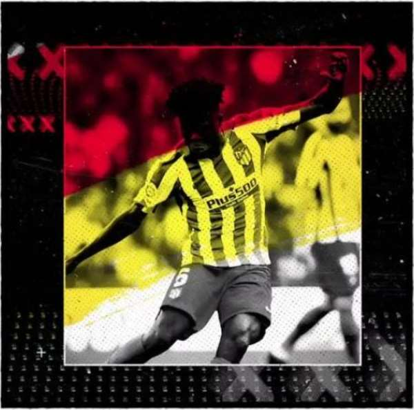 Arsenal Unveil Ghana Star Thomas Partey [Video]