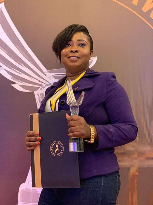 40 Under 40 Awards: Dr. Mary Offei Agyeman Wins Honorary Award