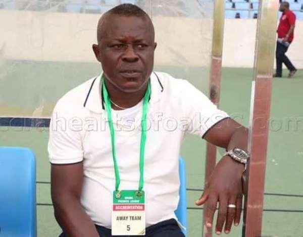 Coach Johnson Smith Set For Kotoko Return - Reports