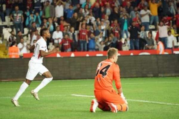 Patrick Twumasi Scores But Suffers Defeat With Gaziantep FK Against Başakşehir