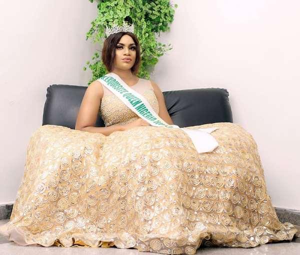 Jane Ezenwa emerges Exquisite Queen Nigeria World 2019