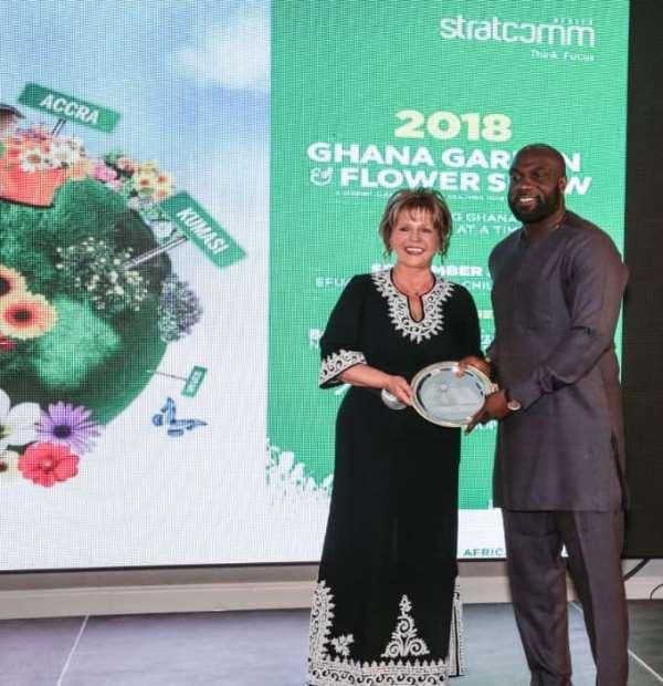Stratcomm Africa Wins International Award