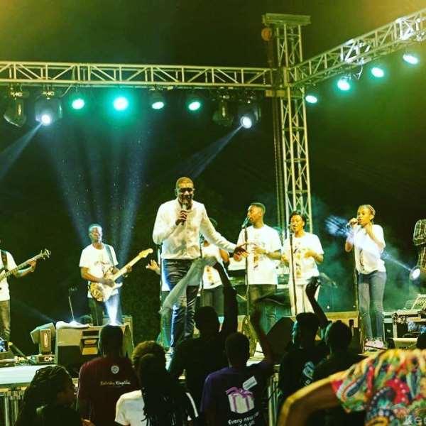 Noble Nketia and his band to tour USA