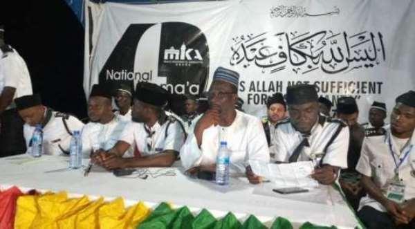 Uphold values of truthfulness, tolerance - Islamic faithful told