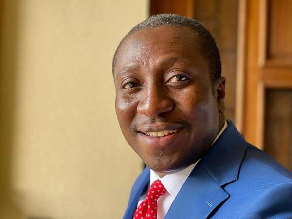 Keep calm, I'm not annexing Gomoa Pomadze lands — Afenyo-Markin exposes imposter, trouble-maker chief