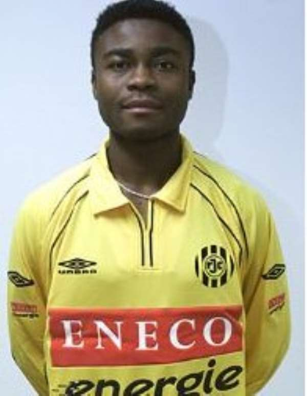 Roda want to sign Eric Addo