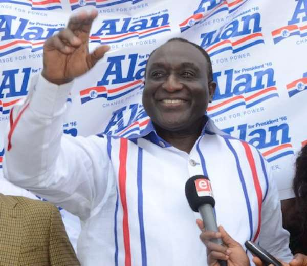 Alan Kyeremanteng remains NPP surest bet for 2024; This is Alan's time!---CITEG Ghana
