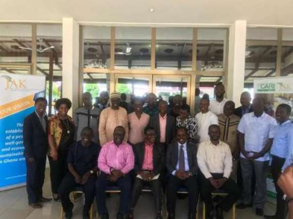 Stakeholders Poised To Boost Rice Production And Trade