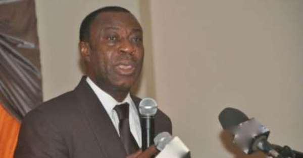Delta Force Issues Blown Out Of Proportion--Akoto Osei