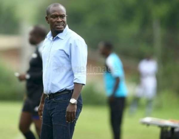AshantiGold CEO Accuses Kotoko Coach Akunnor Of 'Tapping-Up' Amos Addai