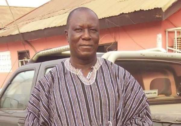 GFA Elections: Decision To Disqualify Osei Palmer Is Bogus And Fraudulent - Takyi Arhin To VC