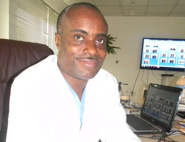 Dr Dominic Kwame Obeng-Andoh