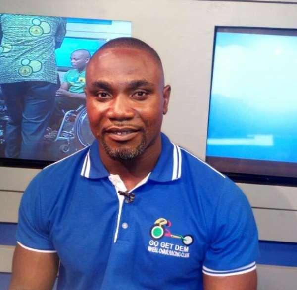 Raphael Botsyo Nkegbe For SWAG Top Award