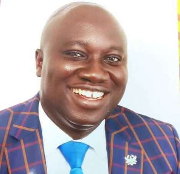 Robbers Kill Mfantseman MP Ekow Hayford