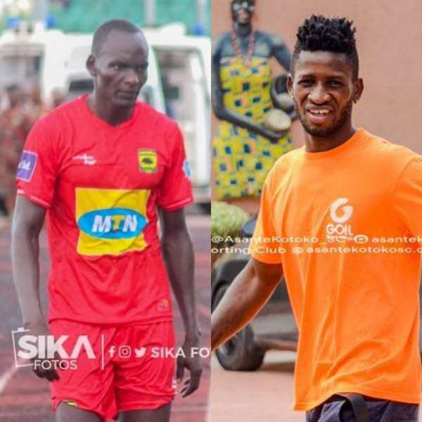Abege And Arnold Will Leave Kotoko In The Coming Days – George Amoako
