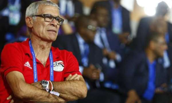 Former Egypt head coach Hector Cuper