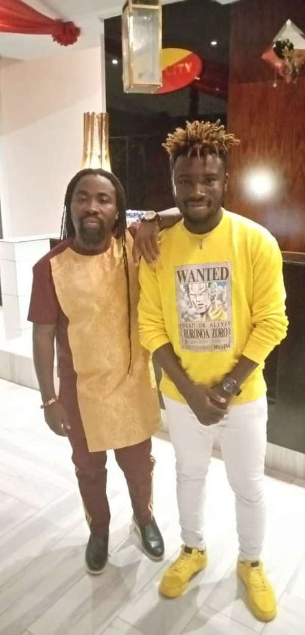 Kwesi Korang Has Blown My Mind – Obrafour Reveals