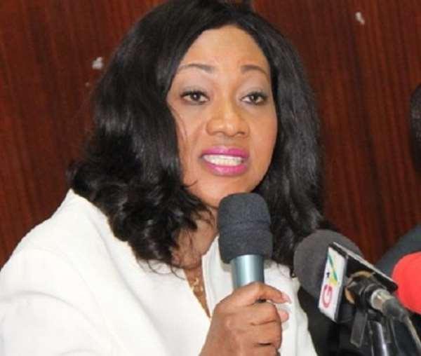 EC Boss, Her Deputy Are Threat To Ghana's Democracy – Group
