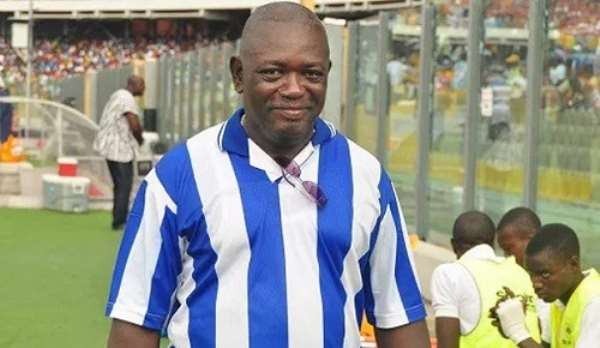 GHPL: Oluboi Commodore Urges Great Olympics Supporters To Remain Calm After Poor Start