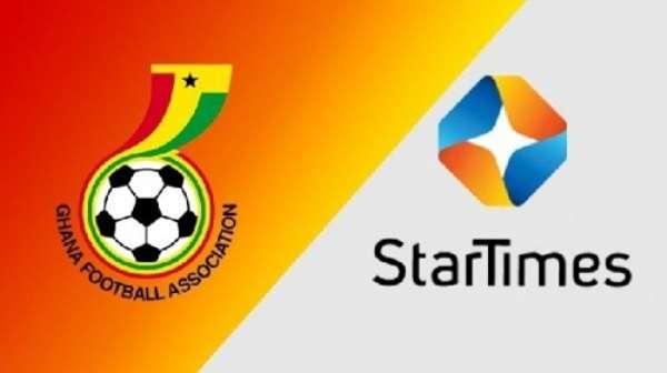 StarTimes Pledges To Raise Ghana Premier League Standard To International Level