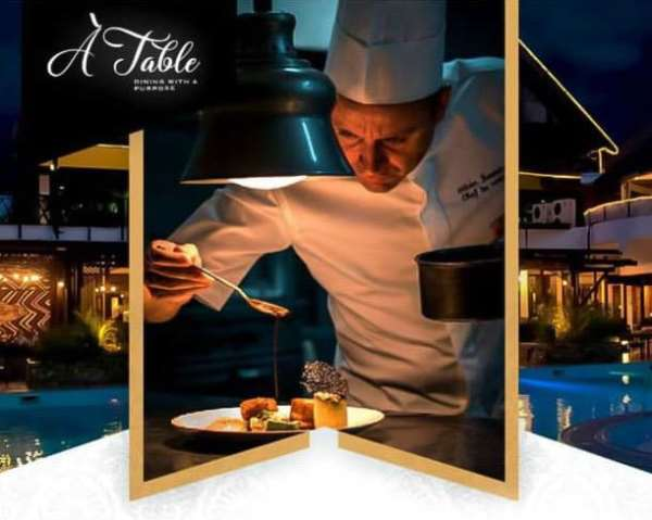 A Table – Dining With A Purpose