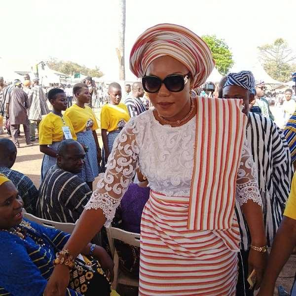Sagnarigu NPP PC Vists Chiefs And Opinion Leaders