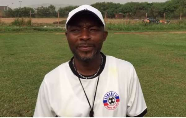"""GHPL: """"Medeama Will Fall This Weekend""""- Liberty Head Coach David Ocloo Declares"""