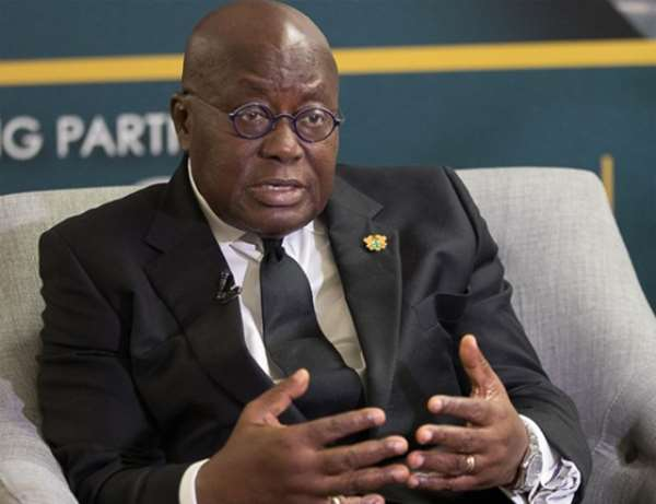 Akufo-Addo dissolves Cabinet, appoints caretaker ministers