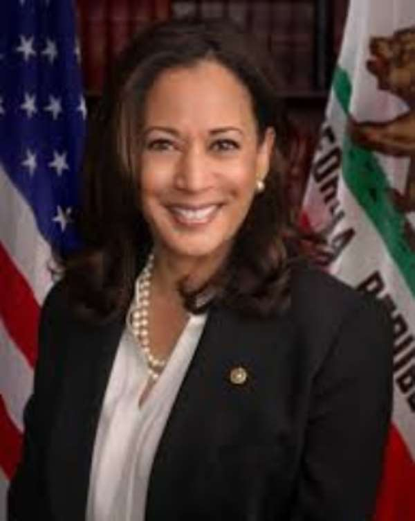 Kamala Harris first woman of colour vice president and female president