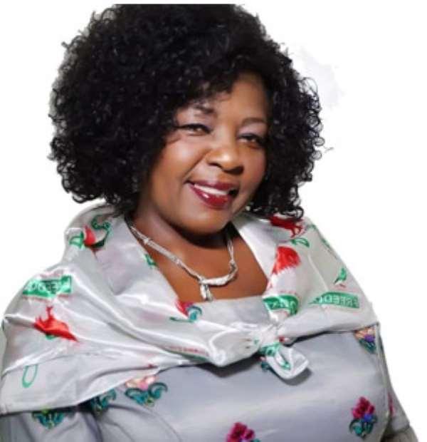 The Next CPP Government Will Stop Importation Of Sugar In Ghana—Nana Akosua Frimpomaa Kumakuma