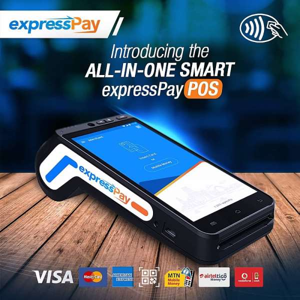 expressPay Introduces Smart POS Devices