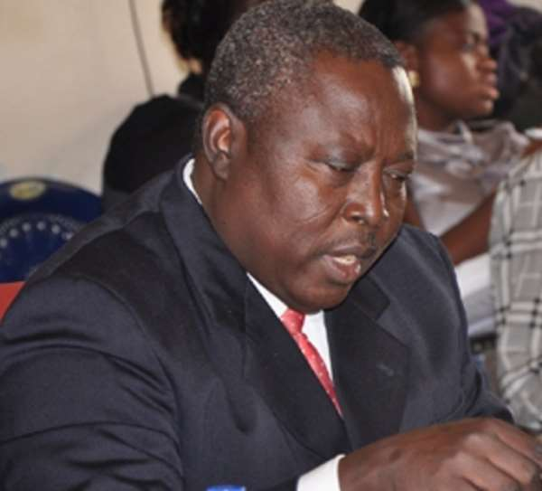 The Wicked Flee when no One is Pursuing Them – Hon. Martin Amidu