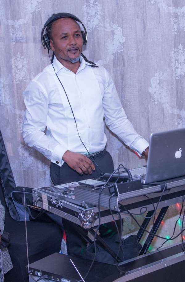 Meet DJ Mahama: The DJ Behind Most African Events In The UK