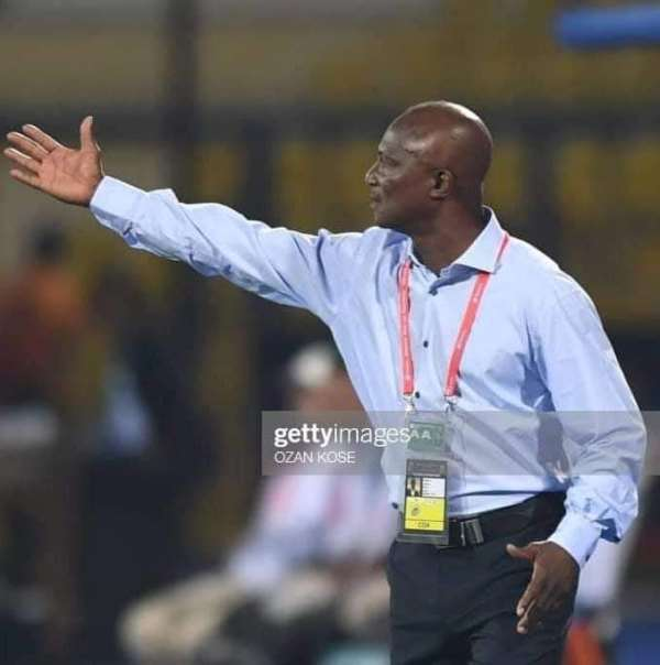 Kwesi Appiah Given Two Matches To Save His Job As Black Stars Coach
