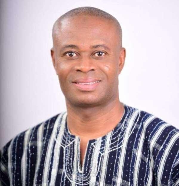 Member of Parliament (MP) for the Bole- Bamboi Constituency, Alhaji Yusif Sulemana