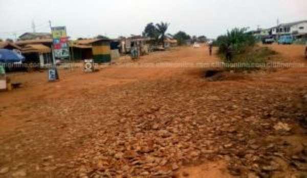 Teshie-Aglizaa Road Will Be Fixed--MP Okoe Boye Assures