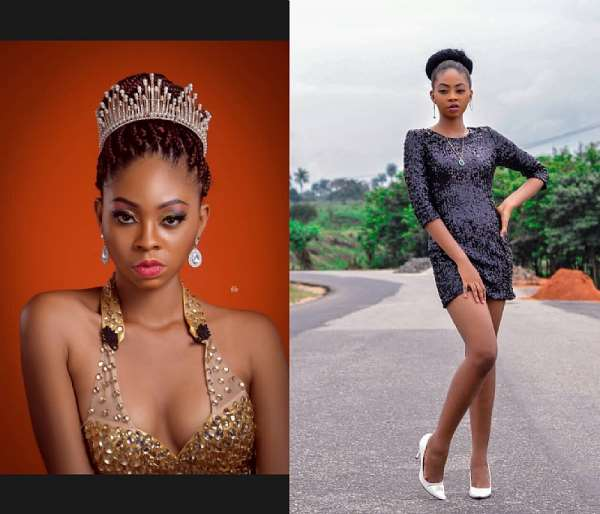 Miss Osuji Precious And The 2020 Miss Charity Ambassador Pageant