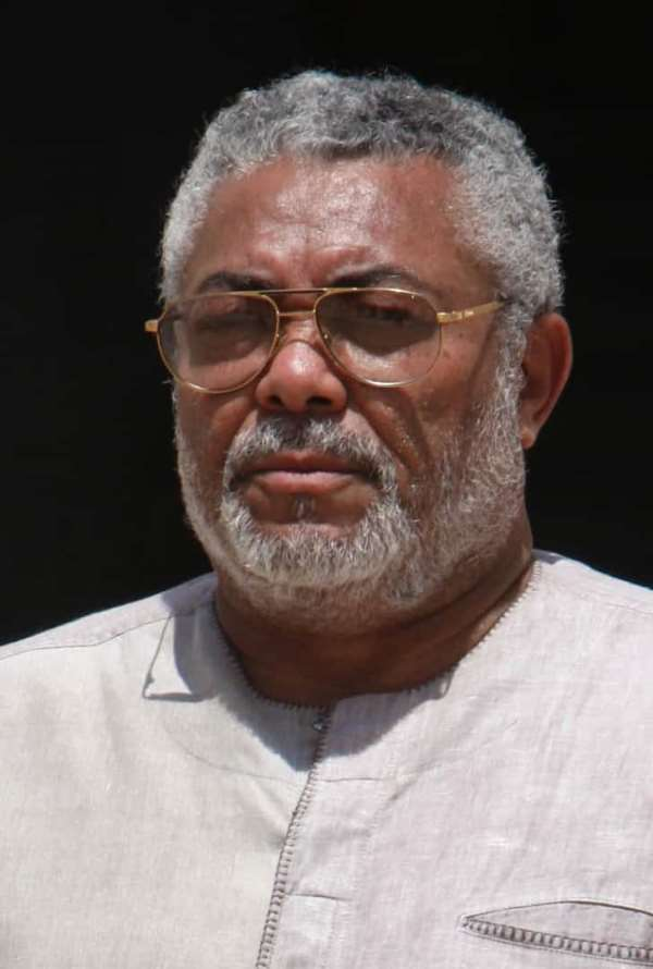 Why President Rawlings Is Mourned By All Africans,  And Indeed The World