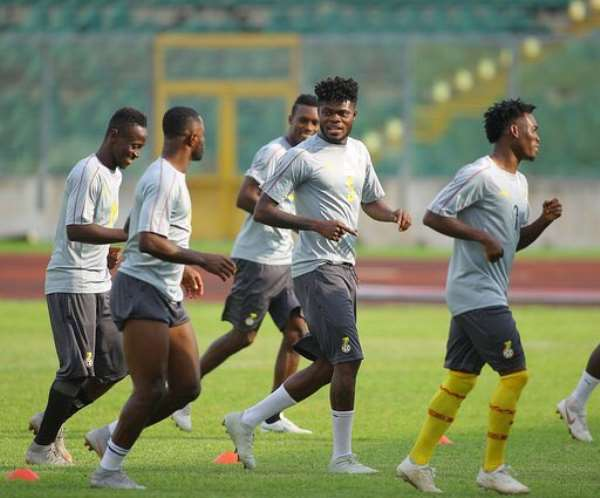 2019 AFCON Qualifier: Black Stars To Begin Camping In Nairobi On Tuesday