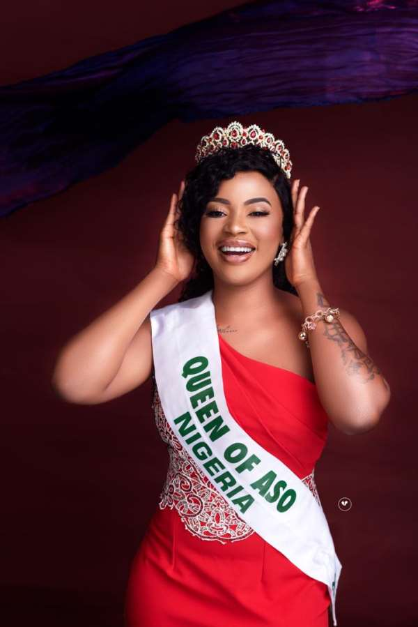 Spotlighting The Significant Qualities Of Miss Peace Chinwendu, Queen Of Aso Nigeria 2020