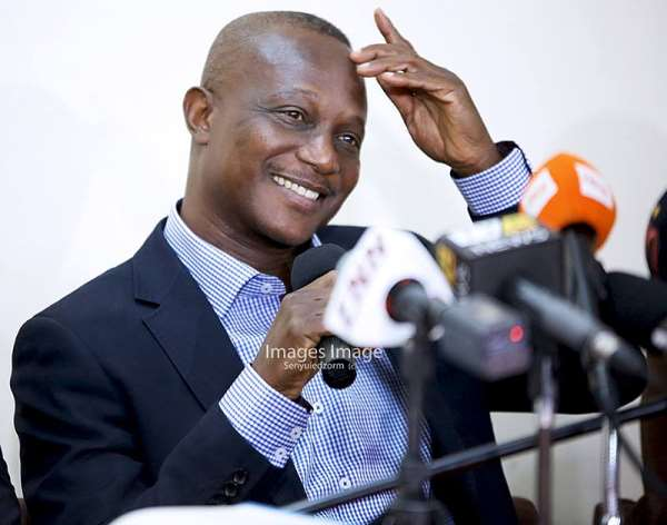 Kwasi Appiah Wants Ghana FA To Set Up A Transitional Team To Monitor Young Players