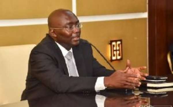 Respect Bawumia - CVM Charges NDC MPs
