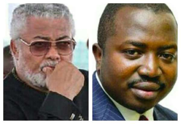 Rawlings Can Never Be The Sole Founder Of NDC - Stephen Atubiga