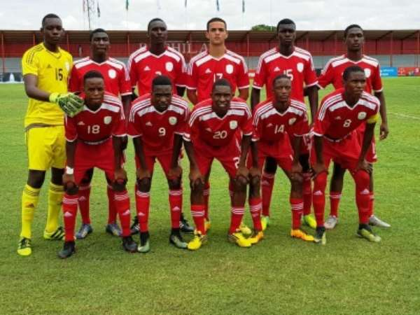 Namibia Withdraw From AFCON 2019 U-23 Qualifiers