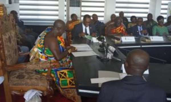 KNUST impasse: 'Students can't choose which rules to obey' – Asantehene