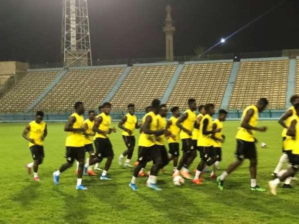 CAF U-23 AFCON: Black Meteors Confident Of Qualification